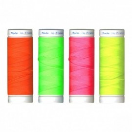 FIL POLYESTER FLUO 150 M