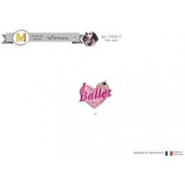 M I LOVE BALLET