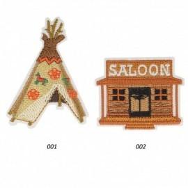 S TIPI/SALOON