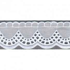 BRODERIE ANGLAISE 40 MM