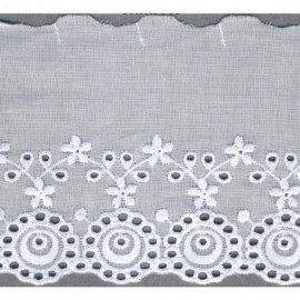 BRODERIE ANGLAISE 80 MM