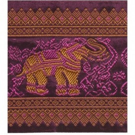 GALON JACQUARD ELEPHANTS