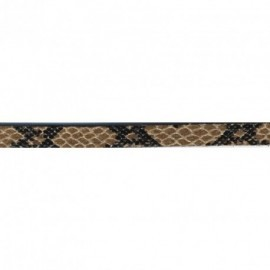 SIMILI CUIR SERPENT