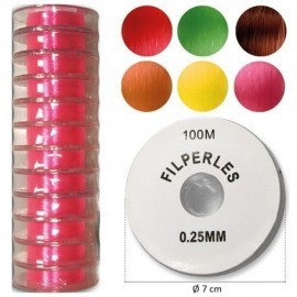 Fil Nylon 0,25mm*100M