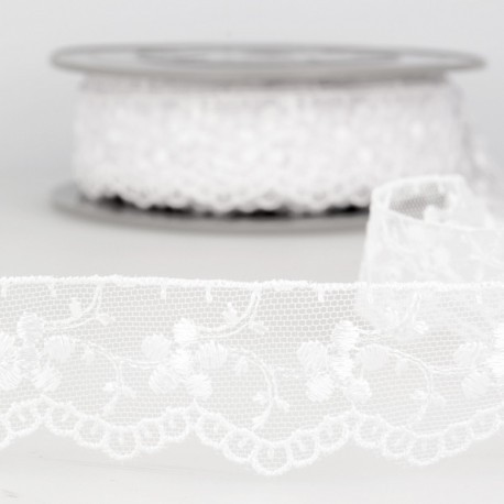 BRODERIE/TULLE