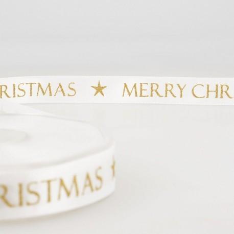 RUBAN MERRY CHRISTMAS