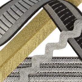 Rubans métallisés