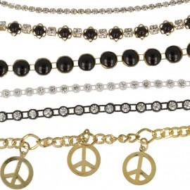 chain & glitters