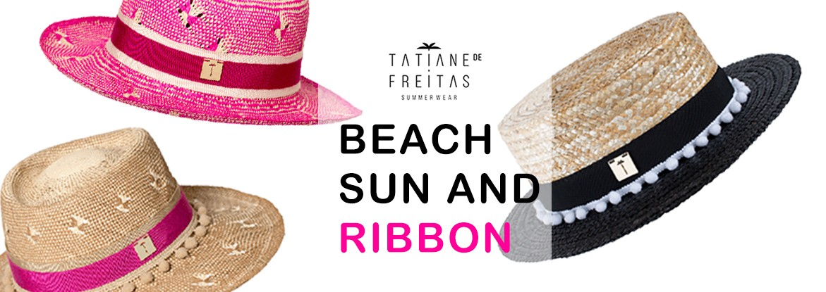 beach sun ribbon