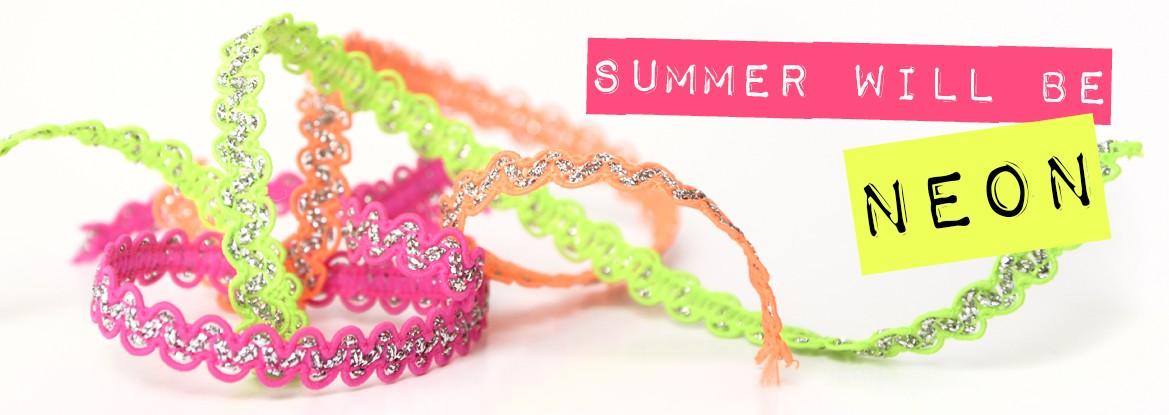 Summer will be neon
