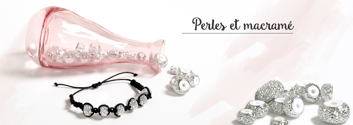 perles et macrame